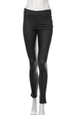 Дамски панталон, Размер M, Цвят Черен, Памук, вискоза, еластан, Цена 10,34лв.