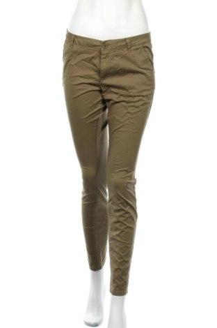 Дамски панталон, Размер M, Цвят Зелен, Цена 12,79лв.