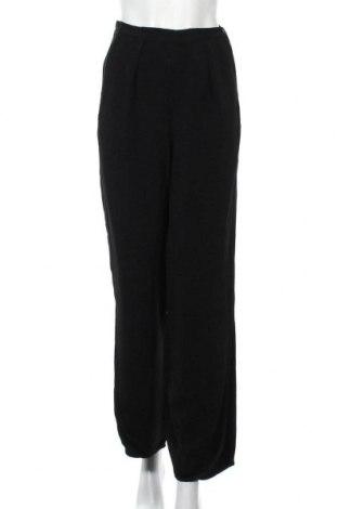 Дамски панталон, Размер M, Цвят Черен, 57% ацетат, 43% вискоза, Цена 7,85лв.