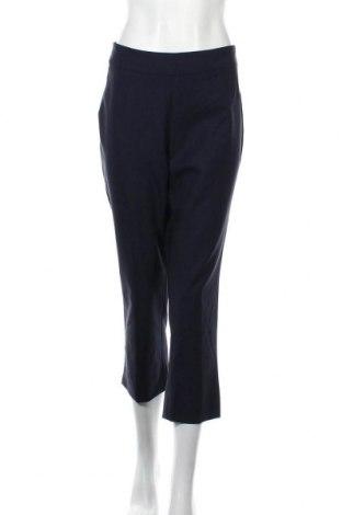 Дамски панталон Alfred Sung, Размер M, Цвят Син, 88% полиамид, 12% еластан, Цена 12,60лв.