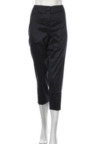 Дамски панталон Ashley Brooke, Размер XL, Цвят Син, 60% полиестер, 35% полиамид, 5% еластан, Цена 8,78лв.