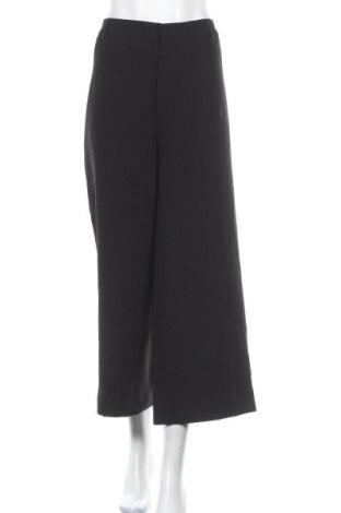 Дамски панталон Banana Republic, Размер XL, Цвят Черен, 70% полиестер, 23% вискоза, 7% еластан, Цена 28,62лв.