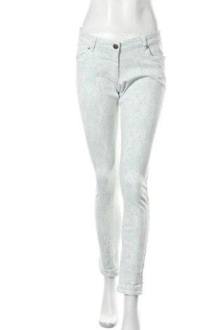 Дамски панталон Blue Motion, Размер M, Цвят Многоцветен, 98% памук, 2% еластан, Цена 6,04лв.