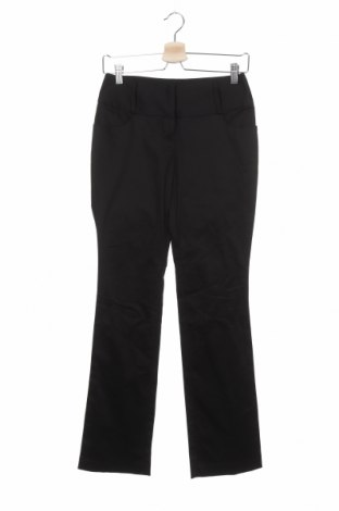 Дамски панталон Bpc Bonprix Collection, Размер XS, Цвят Черен, 97% памук, 3% еластан, Цена 3,00лв.