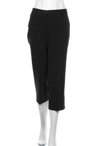 Дамски панталон Bx Jeans, Размер M, Цвят Черен, 64% полиестер, 32% вискоза, 4% еластан, Цена 3,90лв.