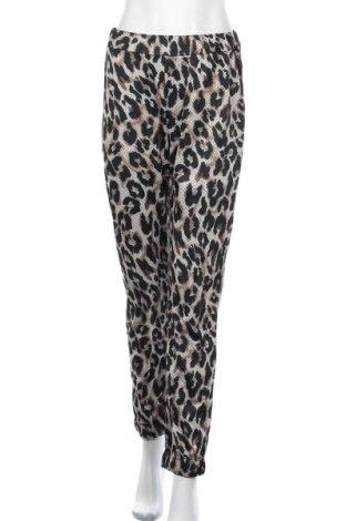 Дамски панталон Calzedonia, Размер L, Цвят Многоцветен, 100% полиестер, Цена 13,23лв.