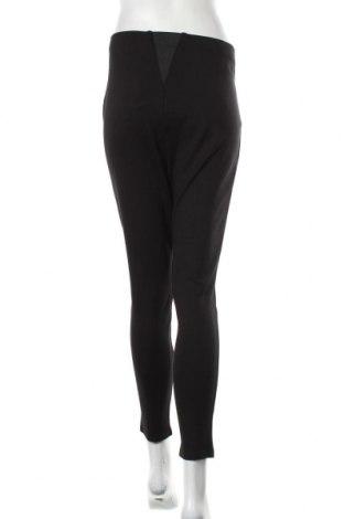 Дамски панталон Capsule, Размер XL, Цвят Черен, 60% вискоза, 35% полиамид, 5% еластан, Цена 16,69лв.