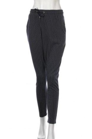Дамски панталон Closure, Размер XL, Цвят Син, 97% полиестер, 3% еластан, Цена 16,24лв.