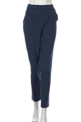 Дамски панталон Cooper St, Размер L, Цвят Син, 88% полиестер, 12% еластан, Цена 16,17лв.