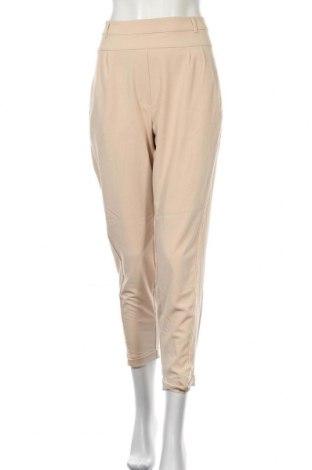 Дамски панталон Cream, Размер XL, Цвят Бежов, 65% вискоза, 30% полиестер, 5% еластан, Цена 15,94лв.