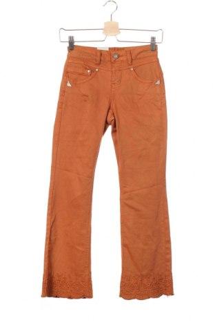 Дамски панталон Cream, Размер XS, Цвят Кафяв, 98% памук, 2% еластан, Цена 16,22лв.