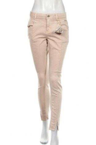 Дамски панталон Cream, Размер S, Цвят Розов, 65% памук, 34% полиестер, 1% еластан, Цена 31,24лв.
