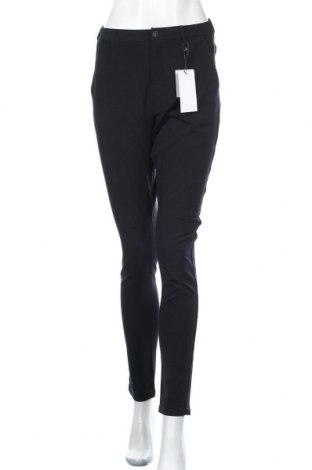 Дамски панталон Culture, Размер S, Цвят Син, 72% полиестер, 24% вискоза, 4% еластан, Цена 16,03лв.