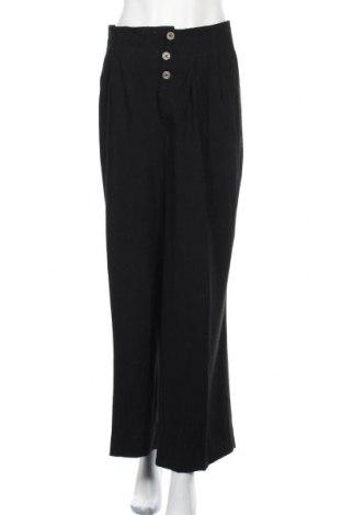 Дамски панталон Ellos, Размер XL, Цвят Черен, 88% вискоза, 12% полиамид, Цена 12,76лв.