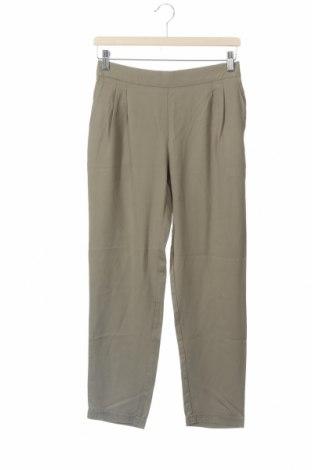 Pantaloni de femei Esprit, Mărime XS, Culoare Verde, Lyocell, Preț 88,82 Lei