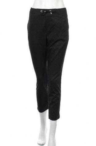 Дамски панталон Esprit, Размер M, Цвят Черен, 64% полиестер, 31% вискоза, 5% еластан, Цена 71,40лв.