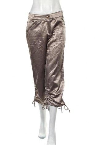 Дамски панталон Estelle, Размер M, Цвят Бежов, 73% памук, 27% полиестер, Цена 11,34лв.