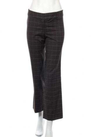 Дамски панталон Focus 2000, Размер S, Цвят Сив, 65% полиестер, 32% вискоза, 3% еластан, Цена 11,34лв.