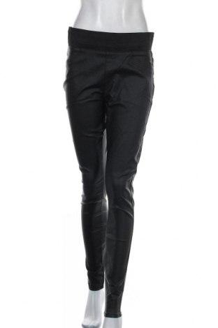 Дамски панталон Free Quent, Размер L, Цвят Черен, 76% вискоза, 21% полиамид, 3% еластан, Цена 15,49лв.