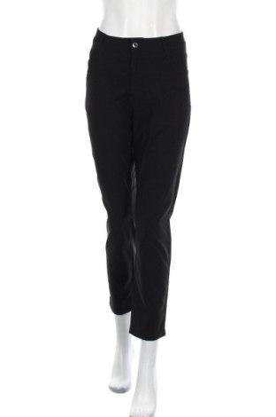 Дамски панталон Free Quent, Размер XL, Цвят Черен, 76% вискоза, 21% полиамид, 3% еластан, Цена 18,57лв.