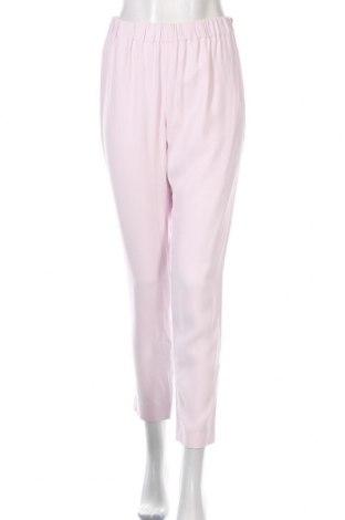 Pantaloni de femei French Connection, Mărime M, Culoare Mov, Viscoză, Preț 31,32 Lei
