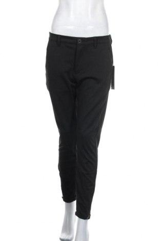 Дамски панталон Gabba, Размер S, Цвят Черен, 70% полиестер, 27% вискоза, 3% еластан, Цена 21,49лв.