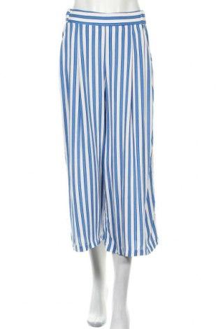 Дамски панталон H&M, Размер M, Цвят Бял, Вискоза, Цена 6,90лв.
