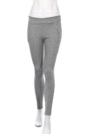 Дамски панталон H&M, Размер S, Цвят Сив, 55% вискоза, 40% памук, 5% еластан, Цена 11,34лв.