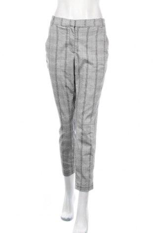 Дамски панталон H&M, Размер XL, Цвят Сив, 61% памук, 36% полиестер, 3% еластан, Цена 14,70лв.