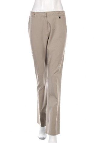 Дамски панталон Karen Millen, Размер M, Цвят Бежов, 90% полиестер, 10% еластан, Цена 22,88лв.