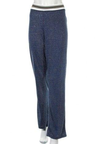 Γυναικείο παντελόνι Liberte Essentiel, Μέγεθος XL, Χρώμα Μπλέ, 77% πολυαμίδη, 23% μεταλλικά νήματα, Τιμή 16,82€