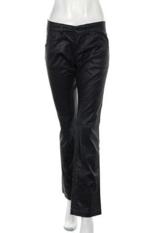 Pantaloni de femei Miss Sixty, Mărime L, Culoare Albastru, 98% bumbac, 2% elastan, Preț 35,79 Lei
