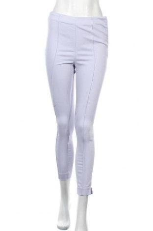 Дамски панталон Monki, Размер S, Цвят Лилав, 98% памук, 2% еластан, Цена 12,88лв.