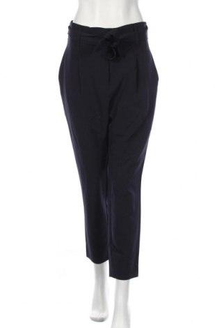 Дамски панталон Motivi, Размер M, Цвят Син, 91% полиестер, 9% еластан, Цена 7,61лв.