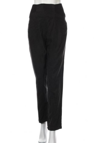 Дамски панталон Object, Размер L, Цвят Черен, 60% купро, 40% вискоза, Цена 6,83лв.