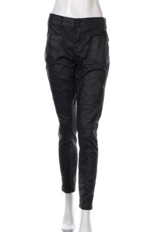 Дамски панталон Ofelia, Размер L, Цвят Черен, 65% памук, 30% полиестер, 5% еластан, Цена 11,76лв.