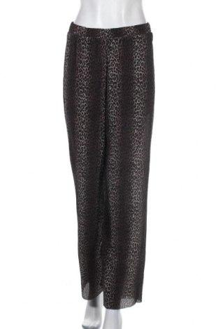 Дамски панталон Pieces, Размер M, Цвят Многоцветен, Полиестер, Цена 9,19лв.