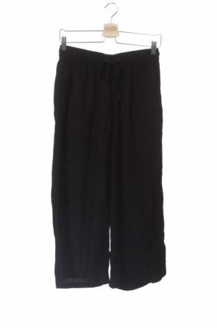Pantaloni de femei Q/S by S.Oliver, Mărime XS, Culoare Negru, Viscoză, Preț 64,15 Lei