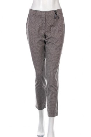 Dámské kalhoty  S.Oliver, Velikost M, Barva Šedá, 70% polyester, 27% bavlna, 3% elastan, Cena  505,00Kč