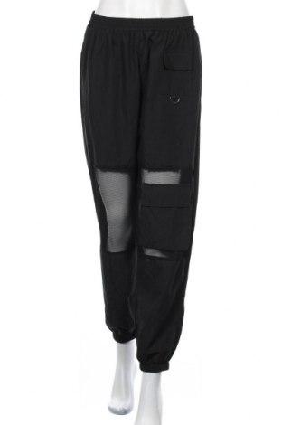 Дамски панталон SHEIN, Размер L, Цвят Черен, Полиестер, Цена 21,95лв.