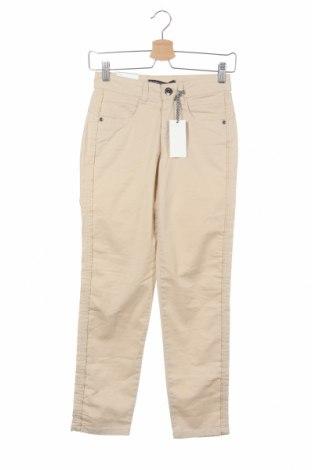 Damskie spodnie Street One, Rozmiar XS, Kolor Beżowy, 98% bawełna, 2% elastyna, Cena 59,25zł