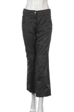 Дамски панталон Street One, Размер M, Цвят Сив, 49% полиестер, 41% памук, 10% полиамид, Цена 6,04лв.