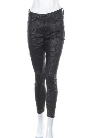Дамски панталон Target, Размер M, Цвят Черен, Памук, модал, еластан, Цена 14,70лв.