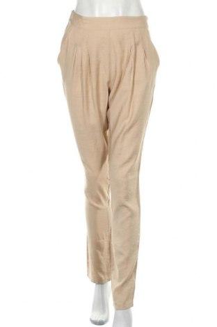 Дамски панталон United Colors Of Benetton, Размер M, Цвят Бежов, Цена 7,94лв.