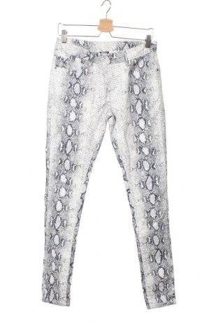 Дамски панталон Urban Classics, Размер M, Цвят Многоцветен, 98% памук, 2% еластан, Цена 13,23лв.