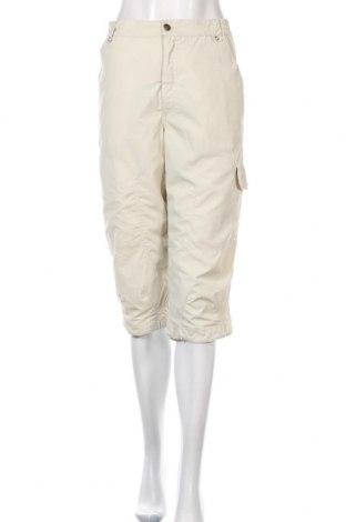 Дамски панталон Vaude, Размер L, Цвят Бежов, Полиамид, Цена 8,16лв.