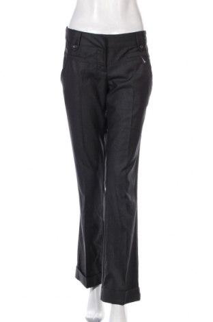 Дамски панталон Vero Moda, Размер M, Цвят Сив, 55% полиестер, 45% вискоза, Цена 4,94лв.