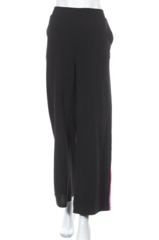 Дамски панталон Vero Moda, Размер XL, Цвят Черен, 95% полиестер, 5% еластан, Цена 8,51лв.