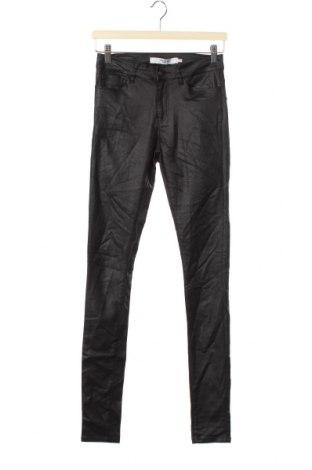 Дамски панталон Vero Moda, Размер S, Цвят Черен, 77% вискоза, 20% полиамид, 3% еластан, Цена 10,62лв.