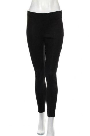 Дамски панталон Zara, Размер S, Цвят Черен, 95% полиестер, 5% еластан, Цена 11,26лв.
